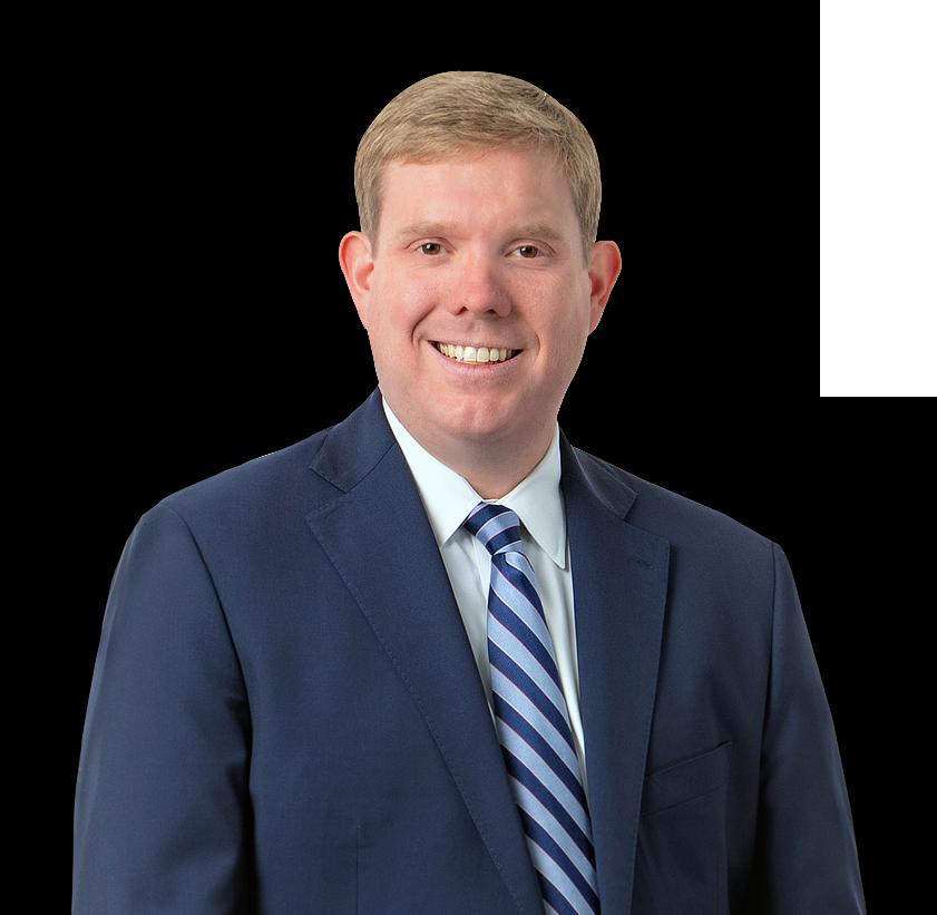 Micah Leddy CEO of Leddy Law Firm