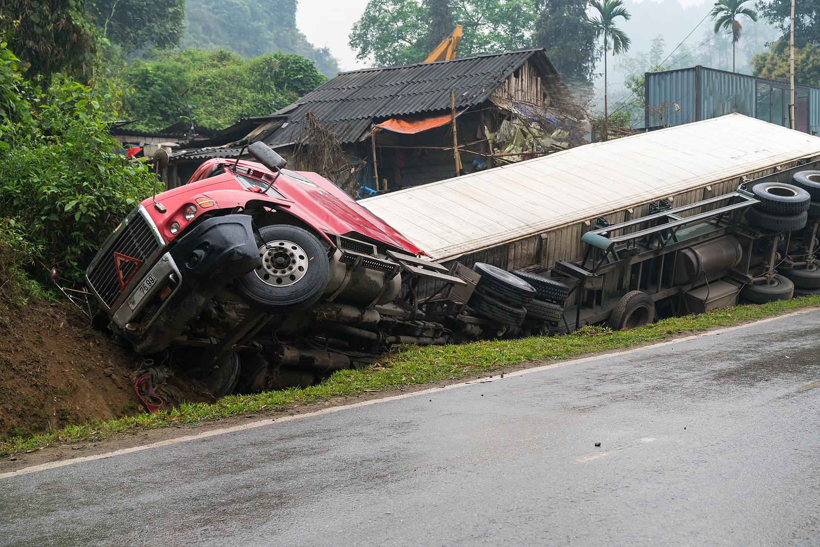 Columbia Truck Accident Attorneys