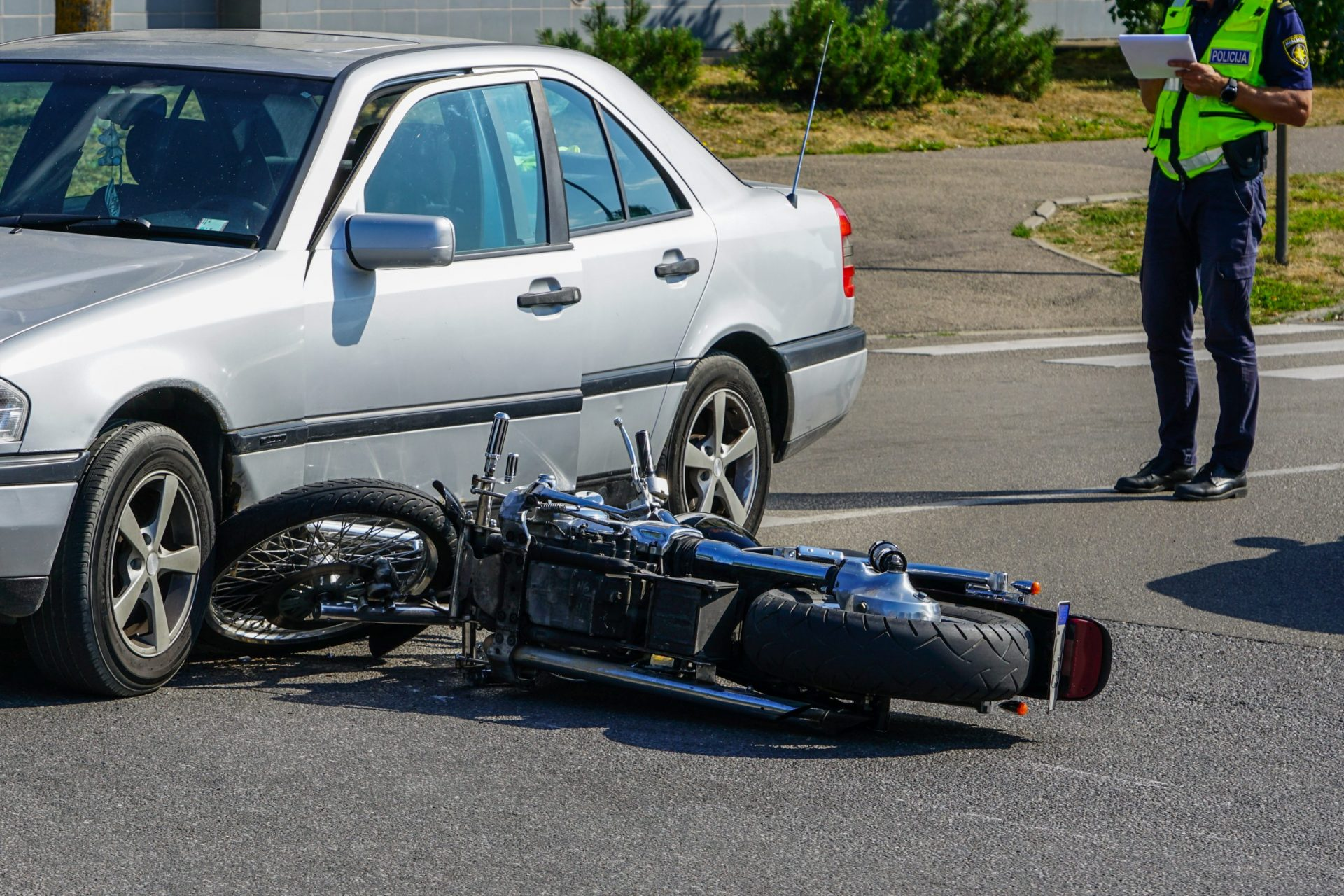 Columbia Motorcycle Accidents Attorney