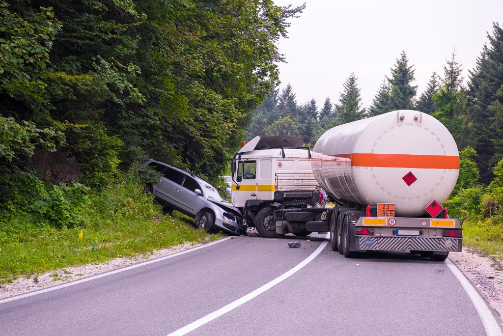 Columbia Truck Accident Attorney