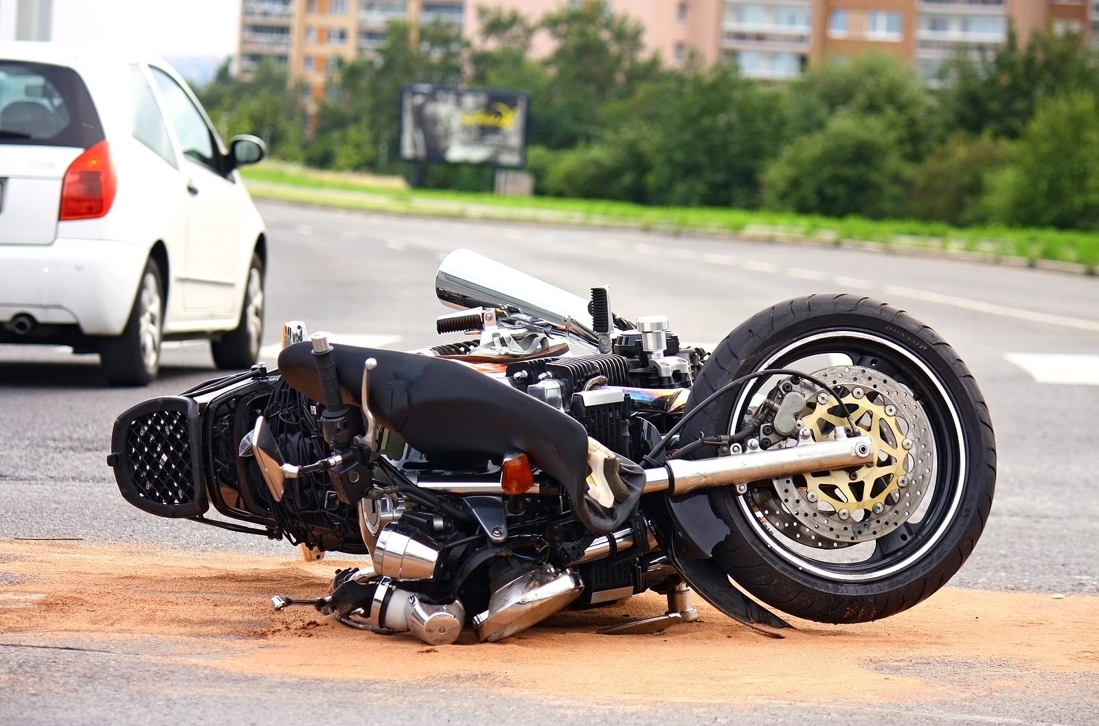 Columbia Motorcycle Accident Attorney
